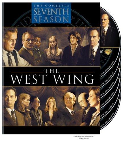 West Wing: Complete Seventh Season (6pc) (Ws) [DVD] [2001] [Region 1] [US Import] [NTSC]