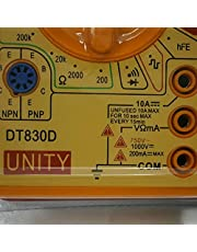 قياس رقمي متعدد القياسات DT830D من افوميتر