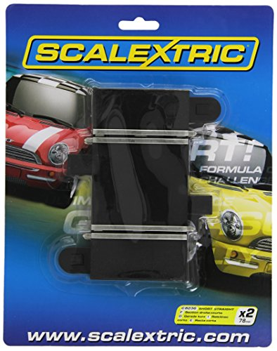 Scalextric C8236 Track Short Straight 3 inches