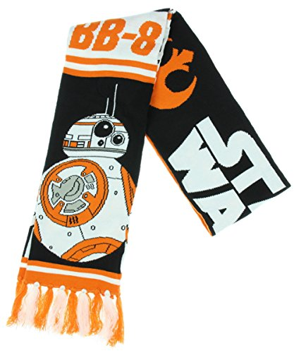 Star Wars Episode 7 BB-8 Winter Scarf