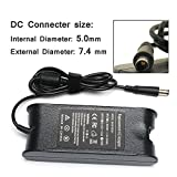 65w ac adapter dell inspiron 15r - 65W 19.5V 3.34A Ac Adapter Laptop Charger for Dell PA-12 Latitude3330 3440 3340 3540 3450; DellInspiron 15 (3521),Inspiron 15 (3520),Inspiron 15 (3537),Inspiron 15R (5521),Inspiron 15R (7520)7.4 5.0mm