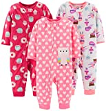 Simple Joys by Carter's Girls' Toddler 3-Pack Loose