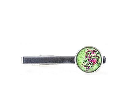 Clip de Corbata con diseño de dragón de Fuego, para Corbata de ...