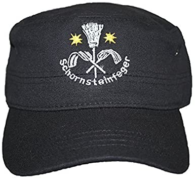 b5121eb85f1 Military Cap - berufscap - Cap Craftsmen with Embroidery - Chimney ...