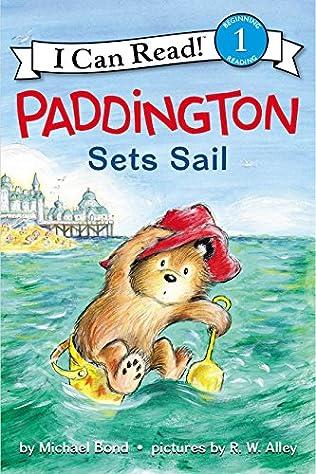 book cover of Paddington Sets Sail
