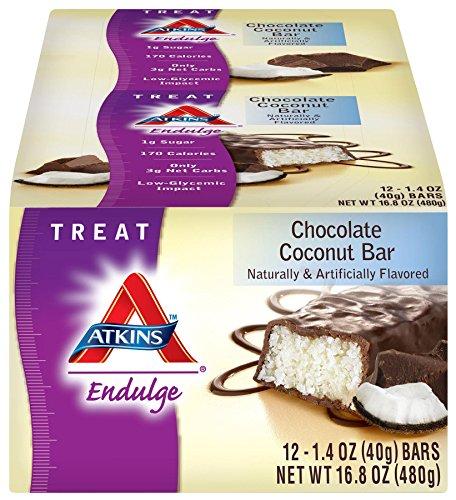Endulge Chocolate Coconut 1 40 Ounces