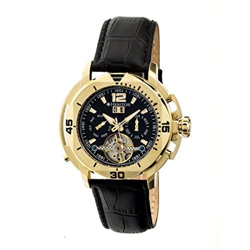 picture of Heritor Automatic Hr2804 Lennon Mens Watch