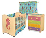 Room Magic Nursery Set, Tropical Seas