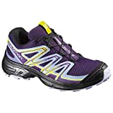 Salomon Women's Wings Flyte 2 W Trail Runner, Cosmic Purple/Pale Lilac/Black, 8.5 B