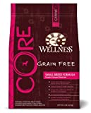 Wellness CORE Small Breed Pet Food Bag, 12-Pound, My Pet Supplies