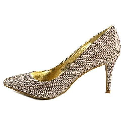 1.4.3. Girl Womens Owanda Pointed Toe Classic Pumps Blush Glitter M6uNJ2PkY