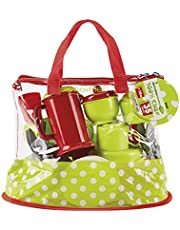 (1, Classic) - Ecoiffier Tea Set in Bag