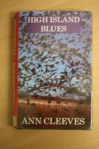 book cover of High Island Blues