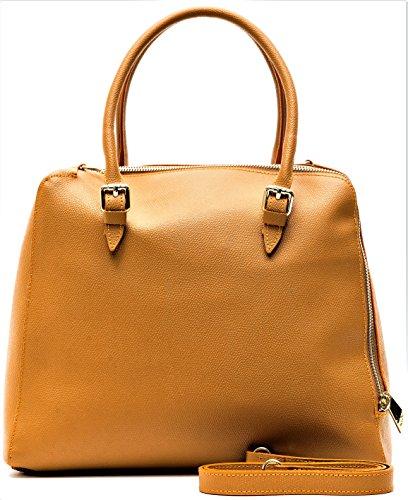 Aclaramiento Gran Sorpresa Borsa Donna Tracolla Safari/Cuoio Alviero Martini Bag Woman Leather Finishline Aclaramiento Descuento Barato Para El Buen Comprar Barato Visita OMGctW8y