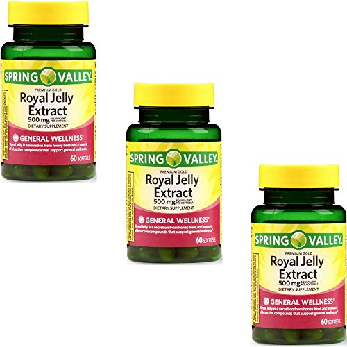 Bestselling Royal Jelly Dietary Supplement