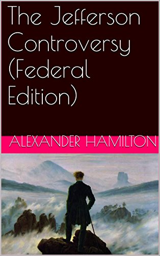 Jefferson Controversy Federal Active Contents ebook product image