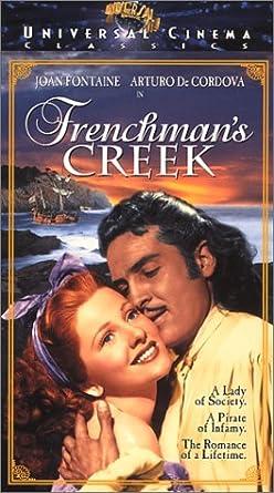 Amazon Com Frenchman S Creek Vhs Joan Fontaine Arturo Decordova Basil Rathbone Mitchell Leisen Movies Tv