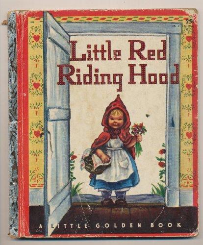 Little Red Riding Hood : A Little Golden Book (Little Red Riding Hood Story Original Version)