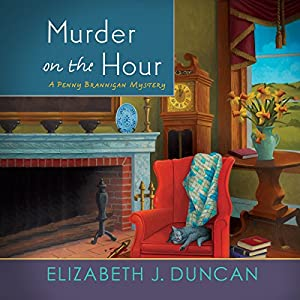 Murder on the Hour Audiobook