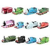 Thomas The Train Toys Tank Engine Figures 12 Pcs 4cm - 6cm