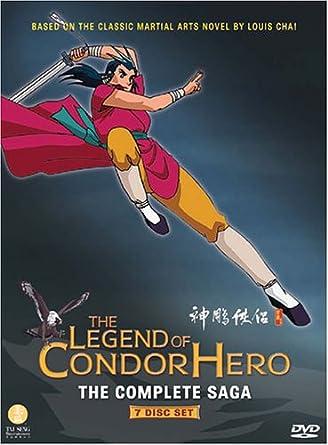 Amazon com: The Legend of the Condor Hero: The Complete Saga
