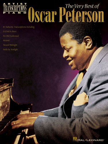 - The Very Best of Oscar Peterson: Piano Artist Transcriptions by Oscar Peterson (4-Jan-2006) Paperback