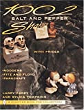 1002 Salt and Pepper Shakers (Schiffer Book for Woodcarvers)