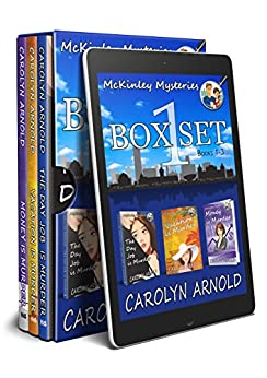 McKinley Mysteries Box Set One: Books 1-3 by [Arnold, Carolyn]