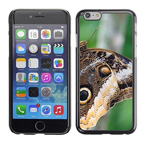 """Premio Sottile Slim Cassa Custodia Case Cover Shell // F00013934 papillon // Apple iPhone 6 6S 6G PLUS 5.5"""""""