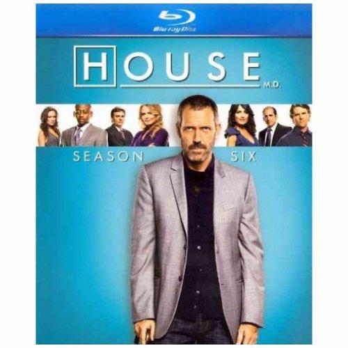 HOUSE-SEASON 6 (BLU RAY/5DISCS/WS)