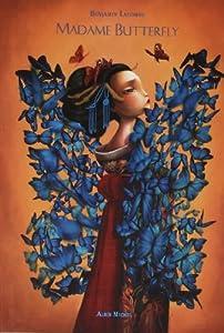 vignette de 'Madame Butterfly (Benjamin Lacombe)'