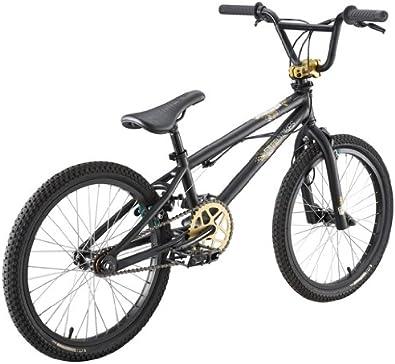 FELT-10-TR-3-INT - Bicicleta BMX Freestyle, Color Negro Mate ...