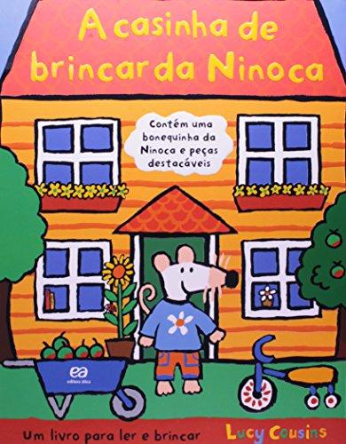 Casinha Brincar Ninoca Coleção Ratinha