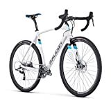Raleigh Bikes RXC Cyclocross Bike, Grey, 56cm/Large
