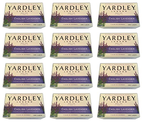Lot of 12 One Dozen Yardley English Lavender Essential Oils