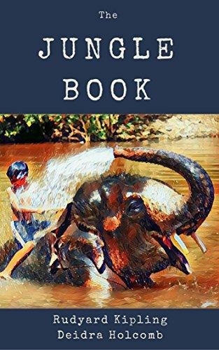 The Jungle Book - Illustrated - Jungle Tiki