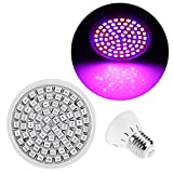 36W LED E27 Grow Light Bulb Full Spectrum Grow Lights for Indoor Plants,Plant Grow Lamp for Hydroponic Greenhouse Office House Succulent Veg Flower