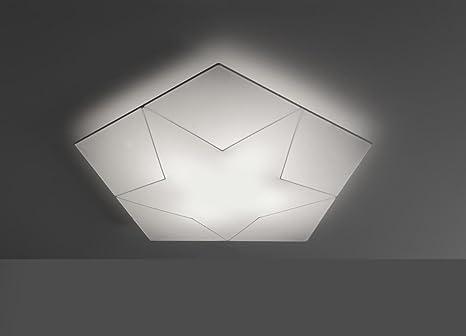 Plafoniera Tessuto Grande : Ibergada illuminazione lampadario da soffitto a plafoniera omega