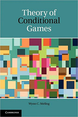 Theory of Conditional Games
