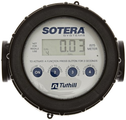 Fill-Rite 825X700 Digital Meter EPDM / 2 - 20 GPM by Sotera Systems (Image #1)