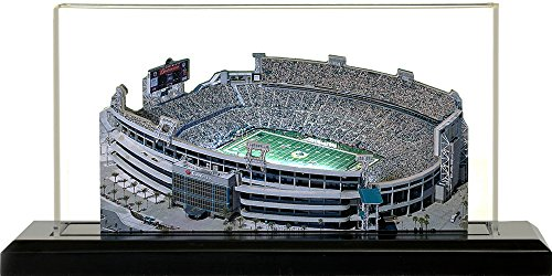 Jacksonville Jaguars EverBank Field, Small Lighted in Display Case ()