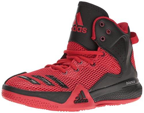 Image of adidas Kids' DT Bball Mid J Skate Shoe