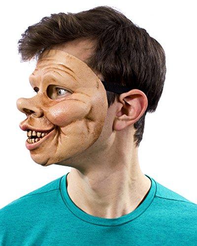 Zagone Studios Lady Die Female or Alfie Male Character Mask w/Elastic Strap by Zagone Studios (Image #2)