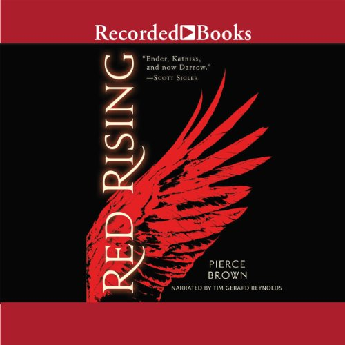 Red Rising Audiobook [Free Download by Trial] thumbnail