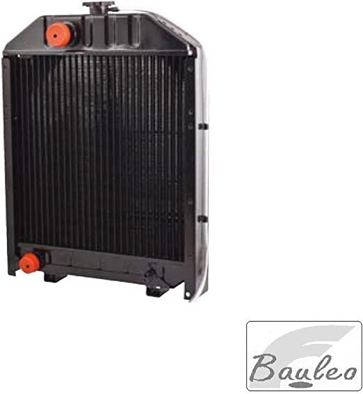 Radiatore per trattore adattabile al riferimento originale Landini//Massey Ferguson 1824627M91