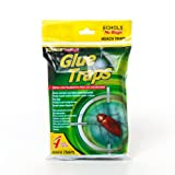 Echols 4-Pack Roach Glue Traps