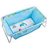 YUGDSIMB Baby Folding Tub Large