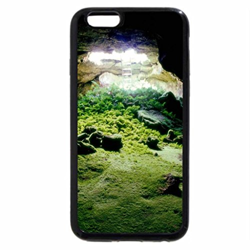 iPhone 6S / iPhone 6 Case (Black) Earth under ground