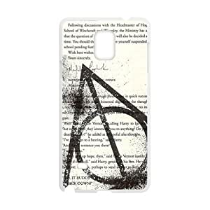 Happy Harry Potter Cell Phone Case for Samsung Galaxy Note4