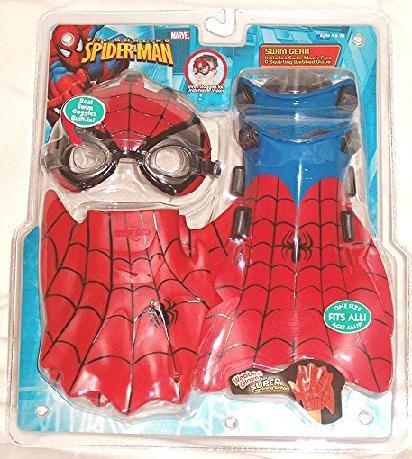 Marvel The Amazing Spider-Man Swim Gear - Goggles Molly